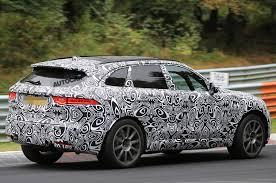 2018 jaguar f pace svr. contemporary pace jaguar fpace svr spotted for the first time and 2018 jaguar f pace svr n