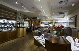 the gem gallery s showroom in downtown bozeman montana