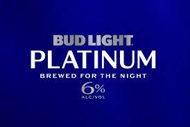 Bud Light Platinum Font Donnewald Distributing Company Bud Light Platinum