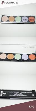 make up for ever 5 camouflage cream palette color make up for ever 5 camouflage cream palette color color no 5 pro palette featuring color correcting