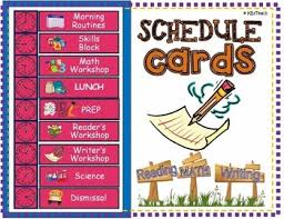 Classroom Routine Chart Schedule Clipart Classroom Routine Schedule Classroom