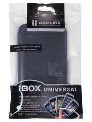 Купить <b>Чехол</b>-книжка <b>Red</b> Line для смартфона <b>универсальный</b> по ...