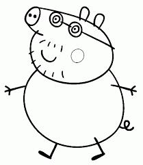 Small Picture Papa Pig Peppa Pig Dibujos para colorear e imprimir Peppa Pig