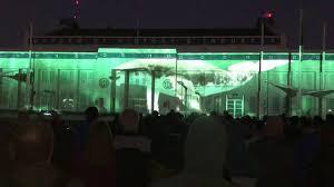 Festival Of Lights Seattle Borealis Festival Of Lights Seattle Youtube