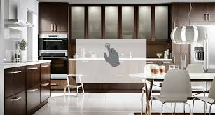 ikea kitchen designs. see and interact with this kitchen · a featuring dark brown wood grain cabinets white tile floor. the countertop ikea designs