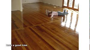 how to sand hardwood floors youtube