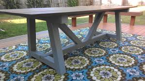 can you use chalk paint on outdoor furniture designs