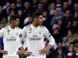 ريال مدريد يودع دوري أبطال أوروبا بعد خسارته أمام أجاكس أمستردام 1-4