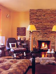 choosing rustic living room. Living Room Brown Colors Choosing Wall Colour Combination For Hall Rustic I