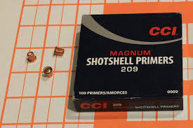 Shotshell Primer Substitution Chart 15 Of The Best Muzzleloader Primers For Igniting Your Powder