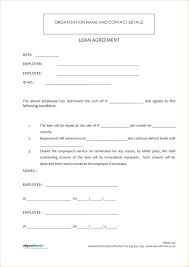 96 Elegant Draft Loan Agreement Between Friends Realstevierichards Com