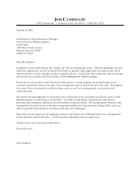 Management Resume Cover Letter Free Resume Example And Best