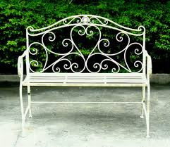 white wrought iron garden furniture. Large Size Of Metal Garden Furniture Cheap Small Bench Uk White Wrought Iron Shabby Seat Australia S
