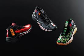 Image result for dame 4 bape release date