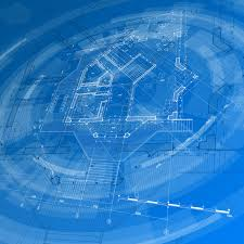 architecture design blueprint. Download Architecture Design: Blueprint House Plan Stock Vector - Illustration Of Blue, Modern: Design