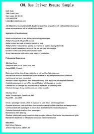 Resume For Driver Position Truck Driving Resume Driver Samples Well