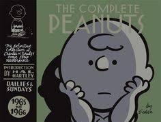 the plete peanuts 25 volumes