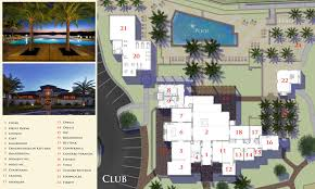 Clubhouse Floor Plan Design Post At Lakeside Clubhouse Charlan Brock Architects