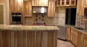Decent Chimney Hickory Cabis Design Red Cedar Kitchen Perpal Kitchen