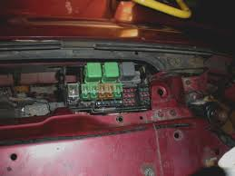 tuck box and battery fuse electrical work wiring diagram \u2022 S13 Silvia Coupe gallery fuse box relocation diy 240sx part 5 youtube wiring rh wiringdiagramsdraw info 12 volt battery