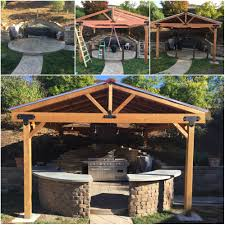 how to make a freestanding pergola lovely build pergola concrete patio lovely diy covered patio stylish