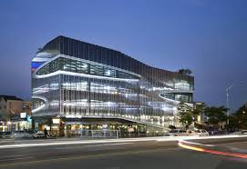 Parking Architecture Design Herma Parking Building Joho Architecture Arch2o Com