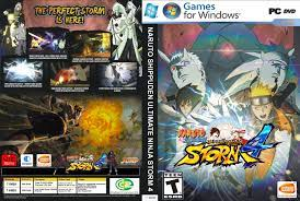 NARUTO SHIPPUDEN: Ultimate Ninja STORM 4 PC GAME Offline [DVD INSTALLATION]