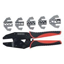 20104 mustang painless performance universal muscle car wiring pertronix quick change crimp tool kit