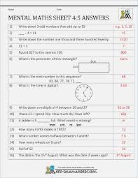 Ks2 Maths Worksheets Year 5 – webmart.me