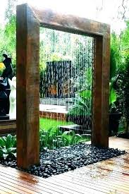 modern water fountains vortex feature fountain design features outdoor wall india