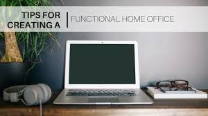 creating a home office. Functional Home Office Creating A