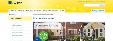 more information about aviva home insurance