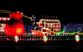Polar Express Lights 15 Festive Train Rides You Can Take For The Holidays