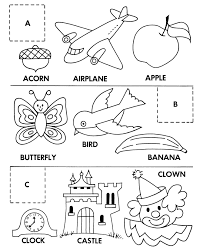 Small Picture Printable Alphabet Letters Cut Out Coloring Coloring Pages