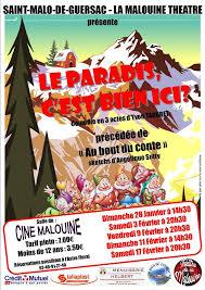 """Résultat de recherche d'images pour """"malouine théâtre 2018"""""""