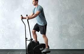 elliptical training