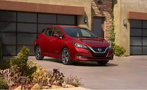 2018 nissan leaf colors. unique leaf 2018 nissan leaf ev red front quarter throughout nissan leaf colors p