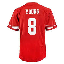 Team Francisco Clothing Red Steve Amazon Game Jersey Young Youth xl Nike San For Nfl com 49ers|NFL Costs Packers A Sport