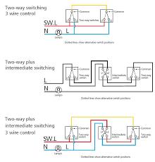 two way lighting wiring diagram two image wiring 3 gang 2 way light switch wiring diagram wiring diagram on two way lighting wiring diagram