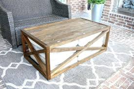 outdoor coffee table plans patio coffee table wood outdoor wooden coffee table plans round outdoor coffee