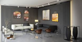 Small Picture Living room wall paneling Interior Design Ideas