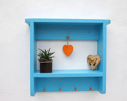 Small Picture Wall mounted shelf Etsy
