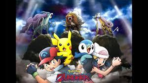 Pokemon Zoroark - Master of Illusions Danish - YouTube