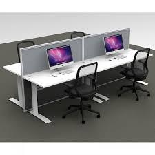 Desktop computer furniture Modern Space Office Computer Desks Tables Buy Online Fast Office Furniture