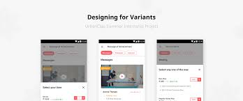Product Design Intern Designing For Variants A Ux Case Study Ux Collective