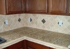 countertop tile edge bstcountertops within ideas