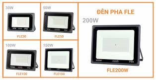 Đèn Pha LED chip SMD IP66 công suất cao 50w ASIA