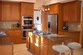 Medium Brown Kitchen Cabinets Ideas Kitchen Excellent Brown Kitchen Cabinet Painted With White