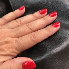 photo of best nails east ellijay ga united states baked apple red
