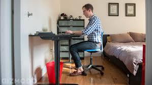 ikea sit stand desk review i can t believe how much i like